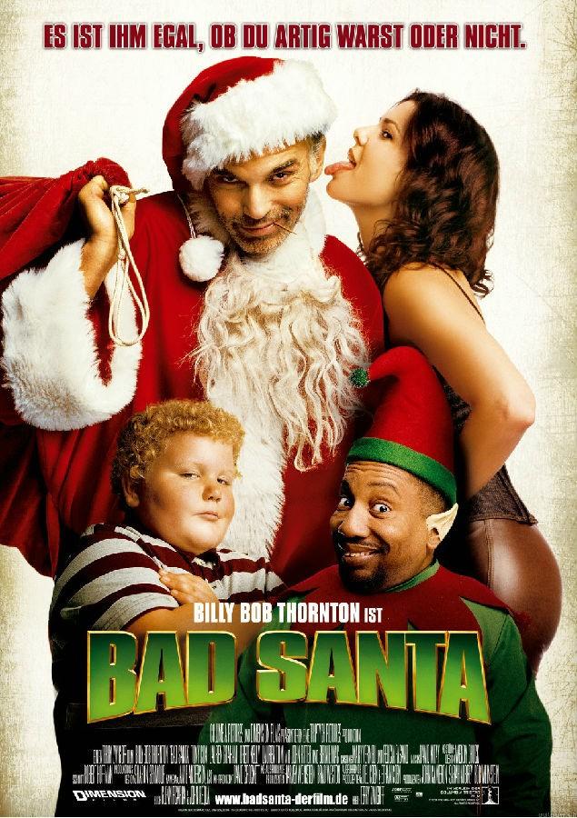《圣诞坏公公》4k 1080p高清