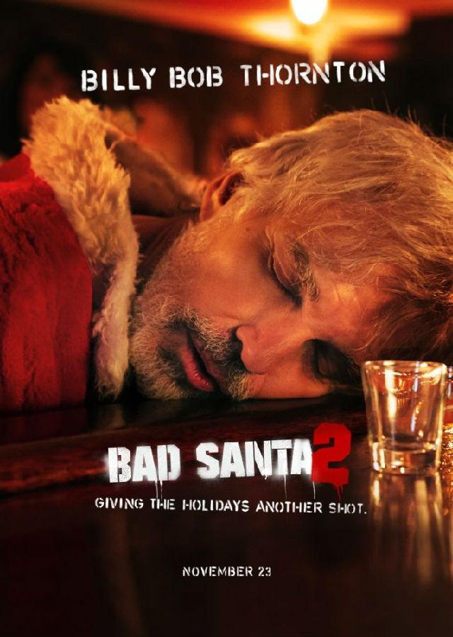 《圣诞坏公公2》4k 1080p高清