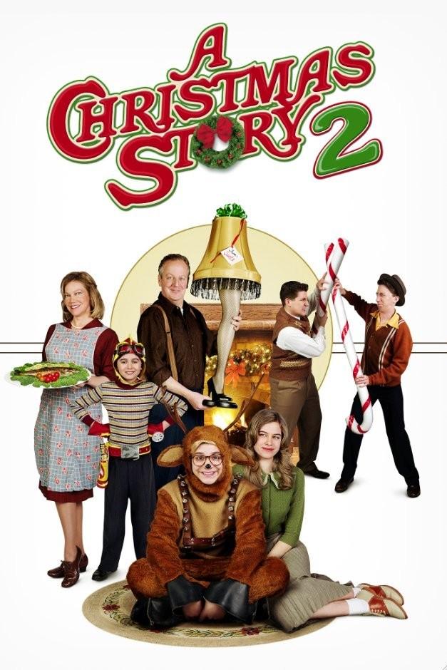 《圣诞故事2》4k 1080p高清