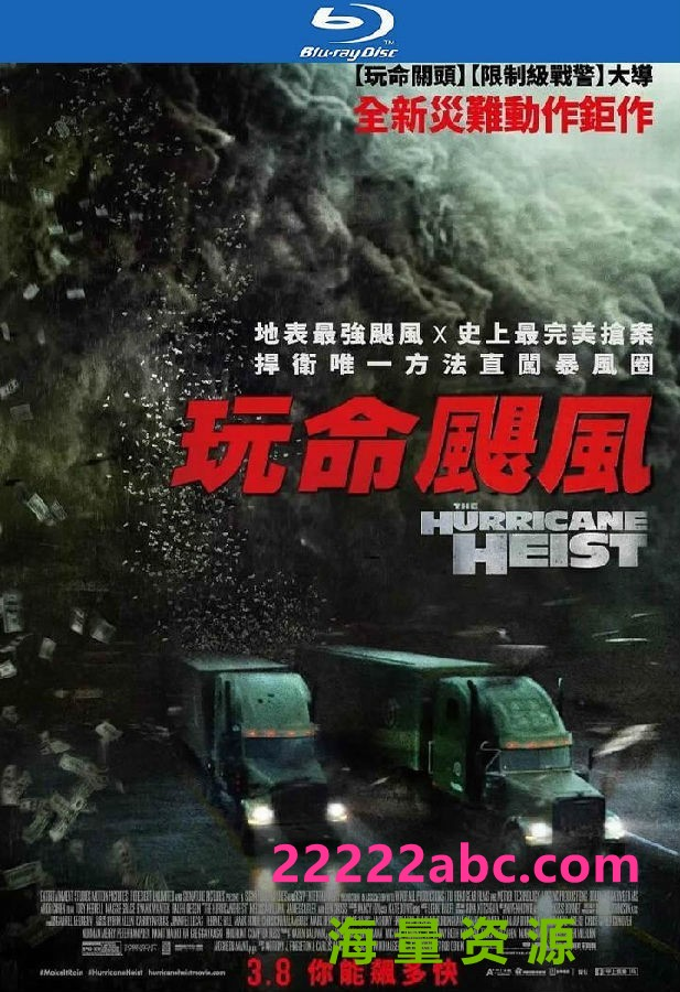 《飓风抢劫》4k|1080p高清