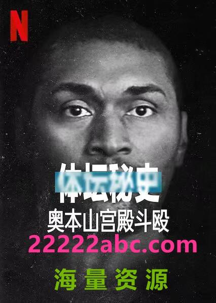2021纪录片运动《体坛秘史:奥本山宫殿斗殴》HD1080P.英语中字4K 1080P高清