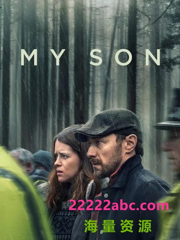 2021一美犯罪惊悚《我的儿子》HD1080P.中字4K 1080P高清