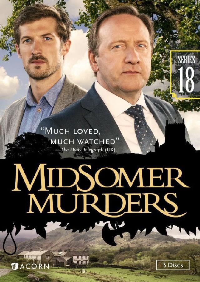 [骇人命案事件簿/Midsomer Murders 第十九季][全06集]4k|1080p高清