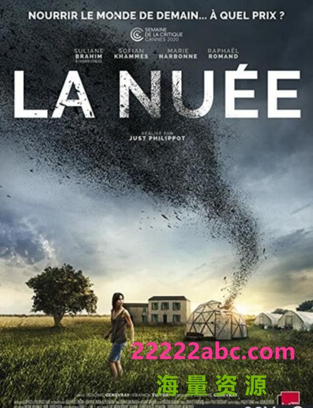 2020法国恐怖奇幻《血色蝗灾》HD1080P.法语中字4K|1080P高清