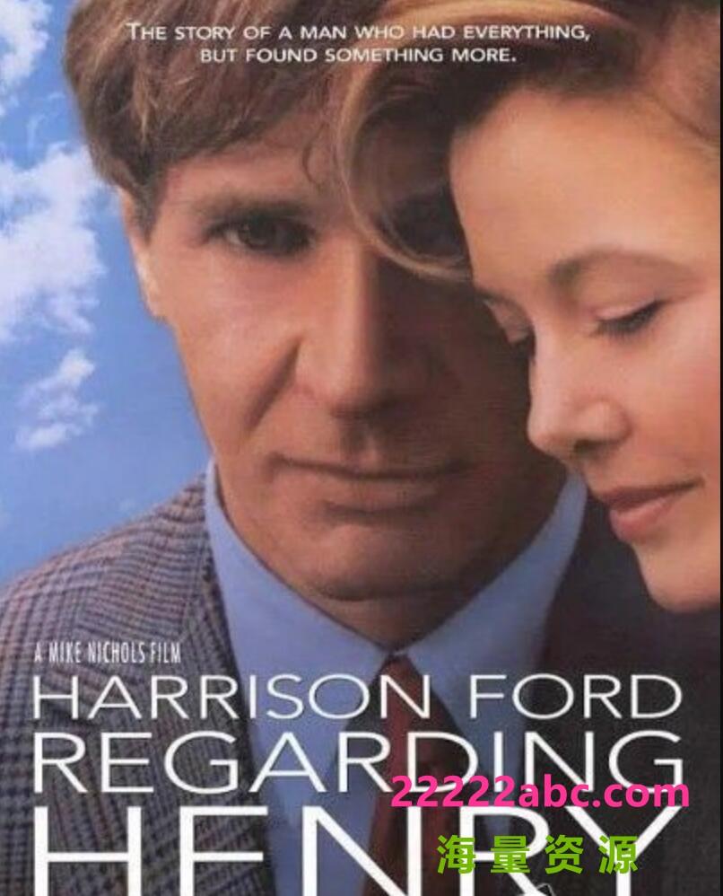 1991哈里森·福特剧情《意外的人生》BD1080P.英语中字4k|1080p高清