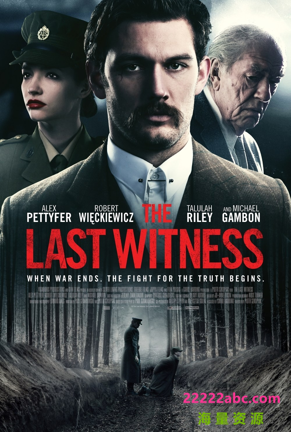 《最后证人》4k|1080p高清