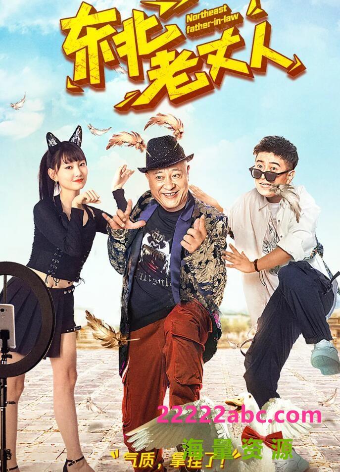 2021赵四喜剧《东北老丈人》HD1080P.国语中字4K 1080P高清