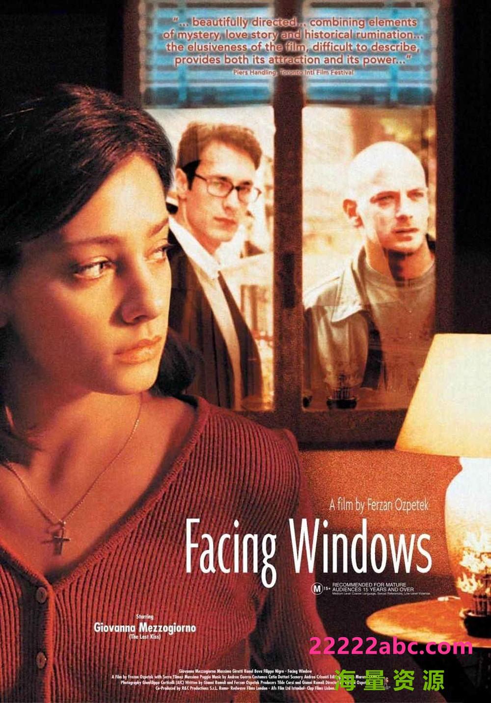 《隔窗未了缘》4k 1080p高清