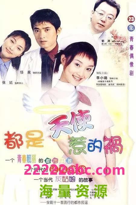 超清1080P《都是天使惹的祸》电视剧 全23集 国语中字4k|1080p高清