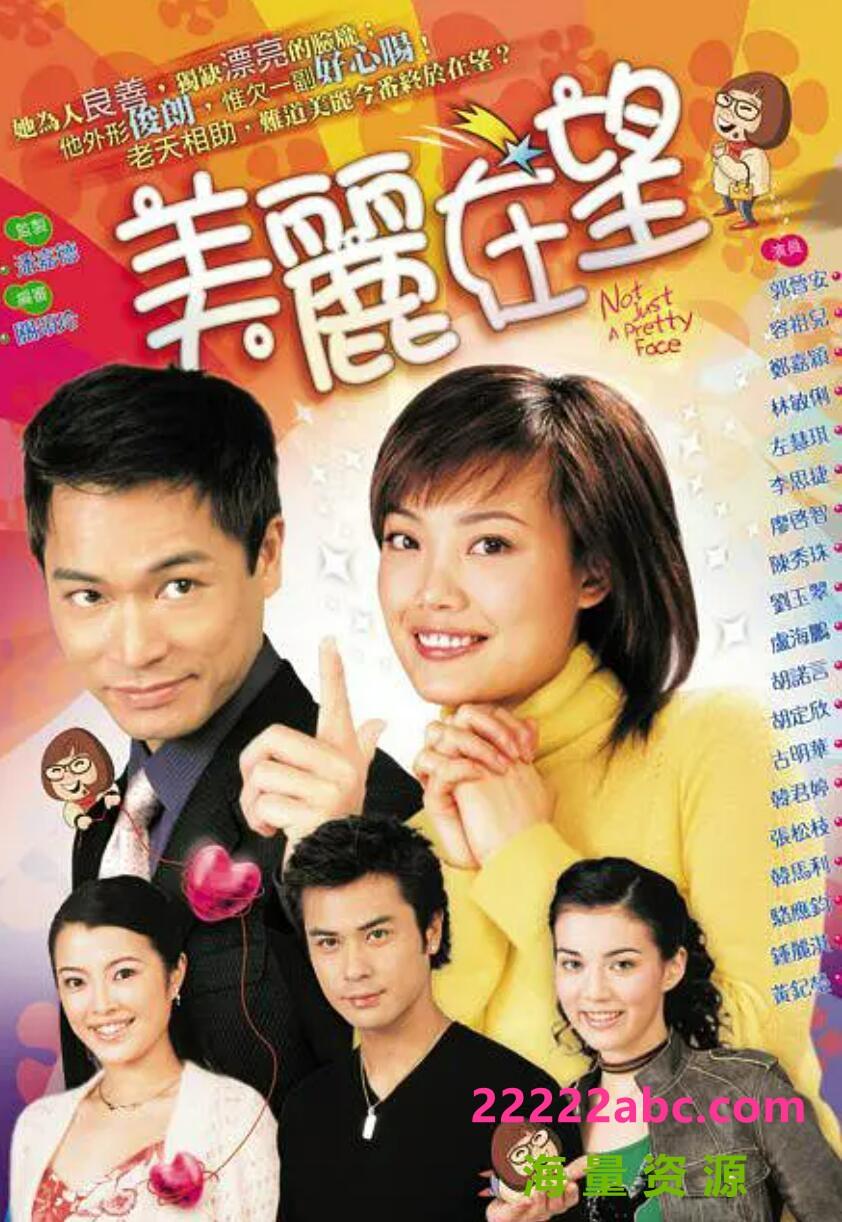 [香港/TVB/2003/美丽在望 /GOTV源码/20集全/每集约800MB/粤语无字/mkv/]4k 1080p高清