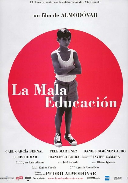 2004高分同性犯罪《不良教育/坏教欲》BD1080P.西班牙语中字4k|1080p高清