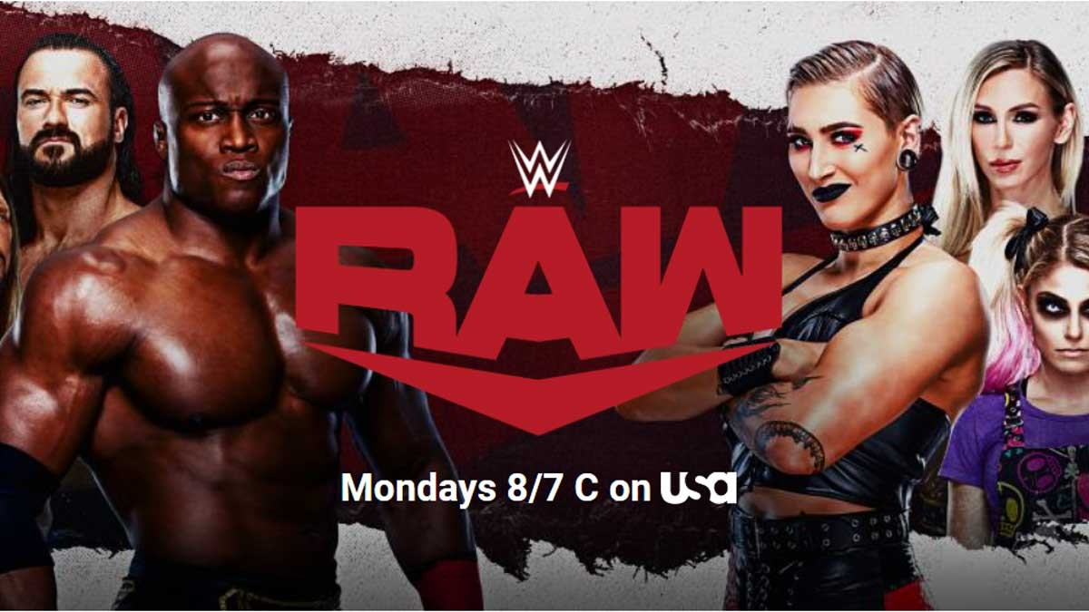 [WWE.Monday.Night.Raw][英语无字]4K|1080P高清
