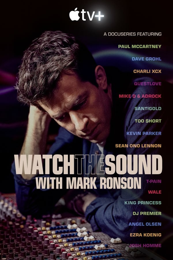 [与马克·容森探索声音奥秘 Watch the Sound with][全06集][英语中字]4K 1080P高清