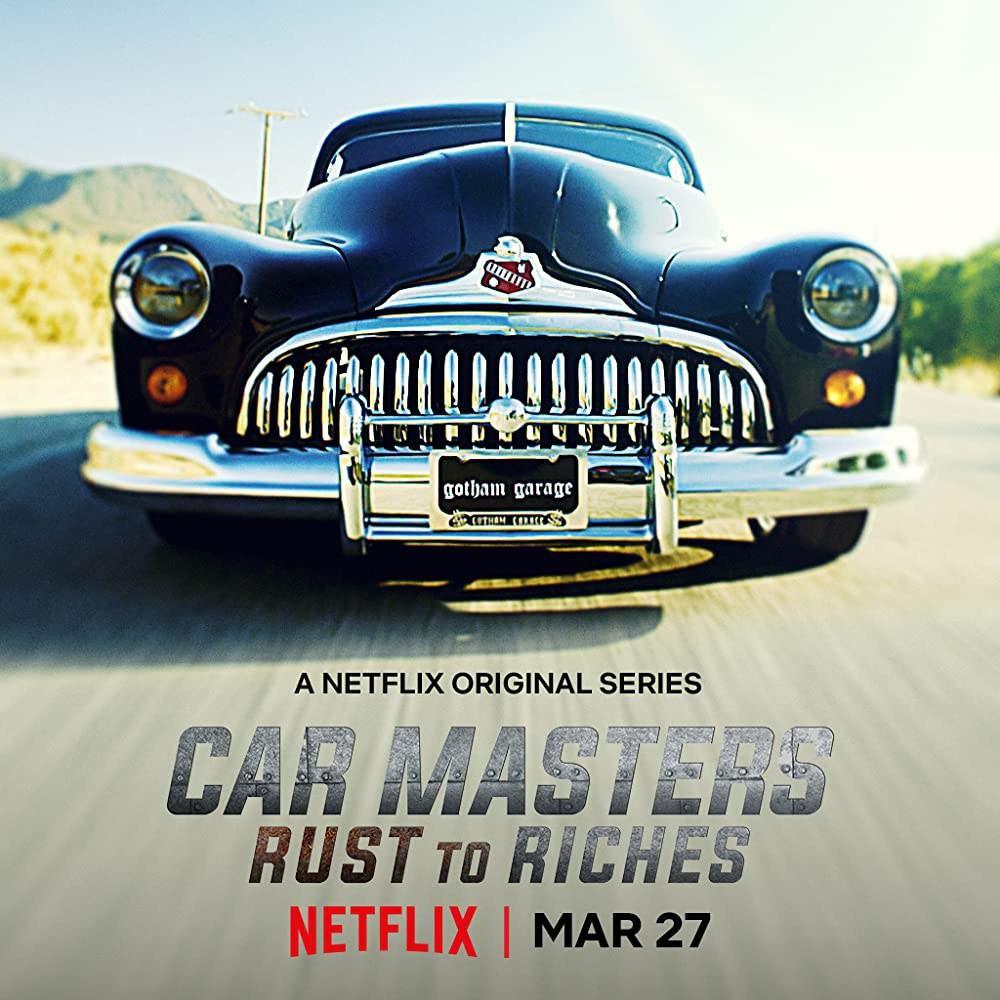 [改车大师:化腐朽为神奇 Car Masters 第二季][全08集]4K 1080P高清