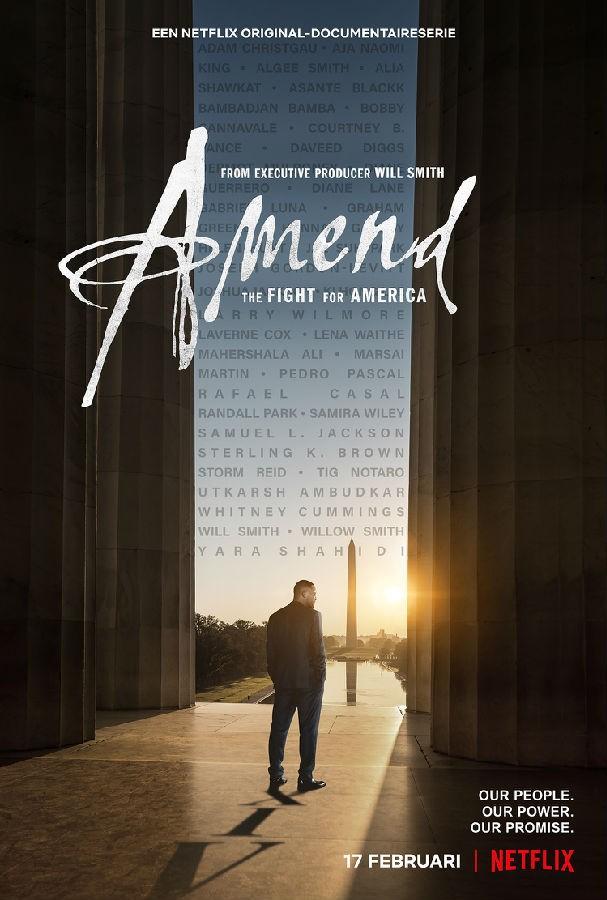 [修正案:为美国而战 Amend: The Fight For America][全06集]4K|1080P高清