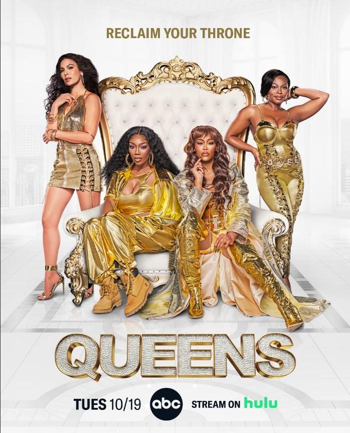 [嘻哈女王组 Queens 第一季][全集]4K|1080P高清