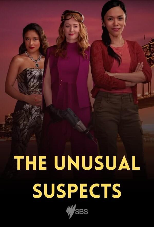 [不寻常嫌犯 The Unusual Suspects 第一季][全04集][英语中字]4K|1080P高清