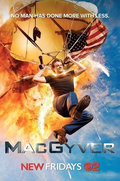 [新百战天龙/玉面飞龙 MacGyver 第一季][全21集]4k 1080p高清