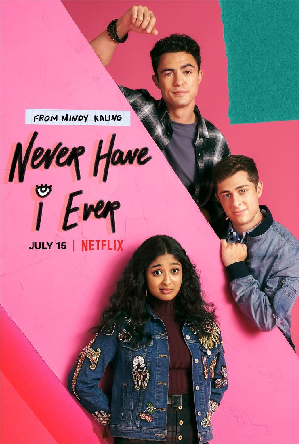 [好想做一次/我从来没有/Never Have I Ever 第二季][全10集][英语中字]4K|1080P高清