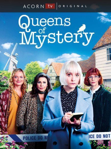 [神秘女士 Queens of mystery 第一季][全06集]4k|1080p高清
