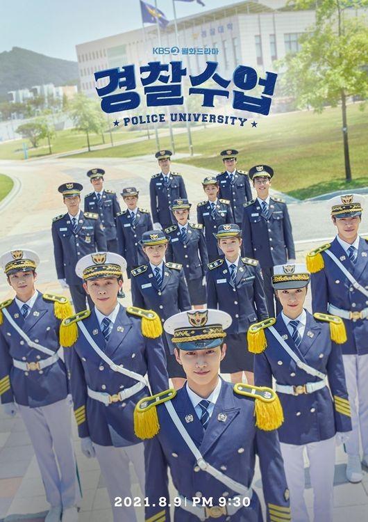 [警察课堂][全16集][韩语中字]4K|1080P高清