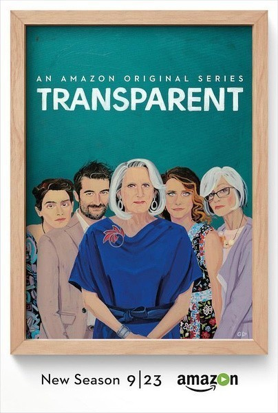 [透明家庭/透明人生 Transparent 第三季][全10集]4k 1080p高清