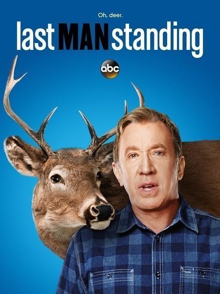 [最后的男人/最后一人 Last Man Standing 第六季][全22集]4k 1080p高清