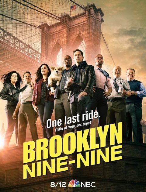 [神烦警探 Brooklyn Nine-Nine 第八季][全10集][英语中字]4K|1080P高清