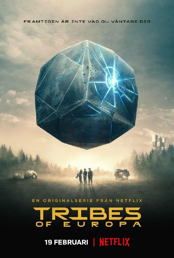 [欧罗巴部落/明日欧洲争霸战/Tribes Of Europa 第一季][全06集]4K|1080P高清